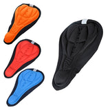 Cycling Bicycle Bike Silicone Saddle Seat Cover Silica Gel Cushion Soft Pad H1E1 - Hespirides Gifts - 1