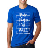 Pink Floyd The Wall Funny Print T Shirts Men's New Arrival Summer Style Short Sleeve t-shirt 2017 O Neck Streetwear Hip Hop Tops