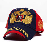 New Fashion sochi Russian Cap Russia bosco baseball cap snapback hat sunbonnet sports cap for man woman hip hop - Hespirides Gifts - 5