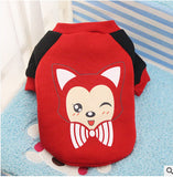 Fashion Style Pet Dog Clothes Clothing for Pet small big larger dog clothes Dog Hoodie Winter Coat Jackets Wholesale 12002