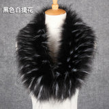 Christmas Gifts Winter Women's Faux Fur Cape Scarf Winter Warm Fur Collar nice Accessories Shawl Winter Gifts Faux Fox Fur new