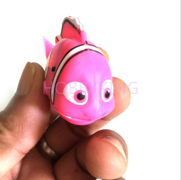Robotic Fish electric diving NEMO robo fish and Swimming Toys kids Baby Bath finding
