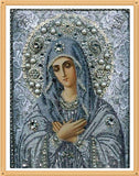 Wholesale DIY Diamond Paintings cross stitch Embroidery virgin hug Jesus Home Decoration Rhinestone Wall Stickers Needlework zx - Hespirides Gifts - 3