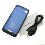Power Bank Case Cover For iPhone 4 4S 4G 1900mAh Portable Backup Battery Charger Wallet Pouch - Hespirides Gifts - 3