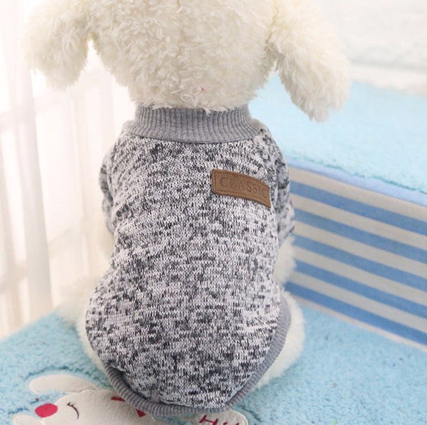 New Pet Dog Clothes for dogs Chihuahua Winter Warm Cotton Cat Hoodies Sweatshirt Pet Coat Jacket Clothes roupas para cachorro 30