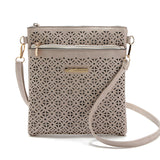 Small Casual women messenger bags PU hollow out crossbody bags ladies shoulder purse and handbags bolsas feminina - Hespirides Gifts - 1