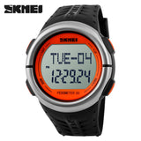 Fashion Pulse Heart Rate Monitor Calories Counter Fitness Watch LED Digital Men's Women Sports Watches Waterproof Wristwatch - Hespirides Gifts - 8