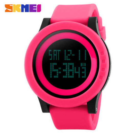 New SKMEI Luxury Brand Men Military Sports Watches Waterproof LED Digital Watch For Men Clock Black Relogio Masculino - Hespirides Gifts - 16