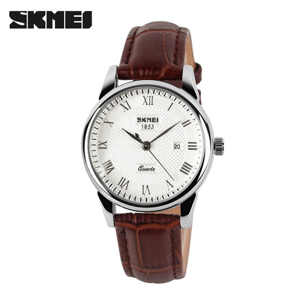 New Women Dress Watches,Watches Men Luxury Brand Fashion& Casual Lover couple Multi-Color Leather strap Relogio Feminino - Hespirides Gifts - 12