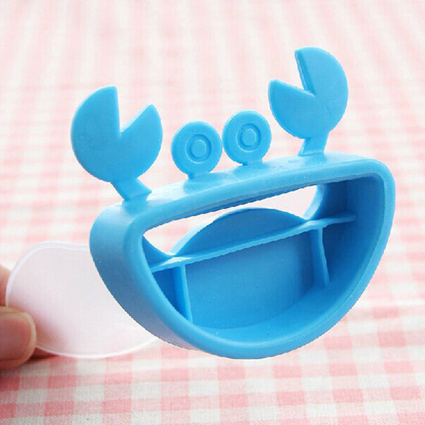 Durable Kid Toddler Baby Faucet Extender Washing Hands Bathroom Sink Lovely Crab