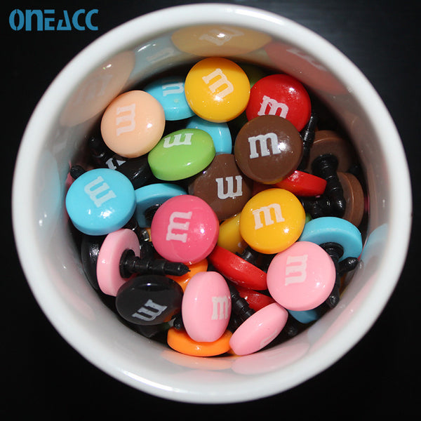 Direct Hot Sell Chocolate Beans M Beans Phone Anti Dust Plug Cell Phone Accessories For Iphone4 5 6 3.5mm Earphone Jack Plug - Hespirides Gifts