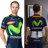 New! Movistar cycling jersey ropa clismo hombre abbigliamento ciclismo mountain bike maillot ciclismo mtb cycling clothing - Hespirides Gifts - 1