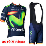 New! Movistar cycling jersey ropa clismo hombre abbigliamento ciclismo mountain bike maillot ciclismo mtb cycling clothing - Hespirides Gifts - 6