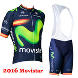 New! Movistar cycling jersey ropa clismo hombre abbigliamento ciclismo mountain bike maillot ciclismo mtb cycling clothing - Hespirides Gifts - 2
