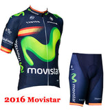 New! Movistar cycling jersey ropa clismo hombre abbigliamento ciclismo mountain bike maillot ciclismo mtb cycling clothing - Hespirides Gifts - 4