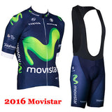 New! Movistar cycling jersey ropa clismo hombre abbigliamento ciclismo mountain bike maillot ciclismo mtb cycling clothing - Hespirides Gifts - 3