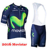 New! Movistar cycling jersey ropa clismo hombre abbigliamento ciclismo mountain bike maillot ciclismo mtb cycling clothing - Hespirides Gifts - 5