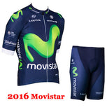 New! Movistar cycling jersey ropa clismo hombre abbigliamento ciclismo mountain bike maillot ciclismo mtb cycling clothing - Hespirides Gifts - 7