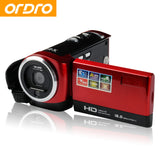 ORDRO DV-107 Digital Camera With Free camera phone tripod