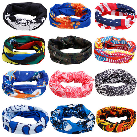 sports scarves Winter Face Mask Climb Magic Scarf Snowboard Equipment Mens Outdoor Sun Headband Bicycle Bandanas Scarf cap - Hespirides Gifts - 1