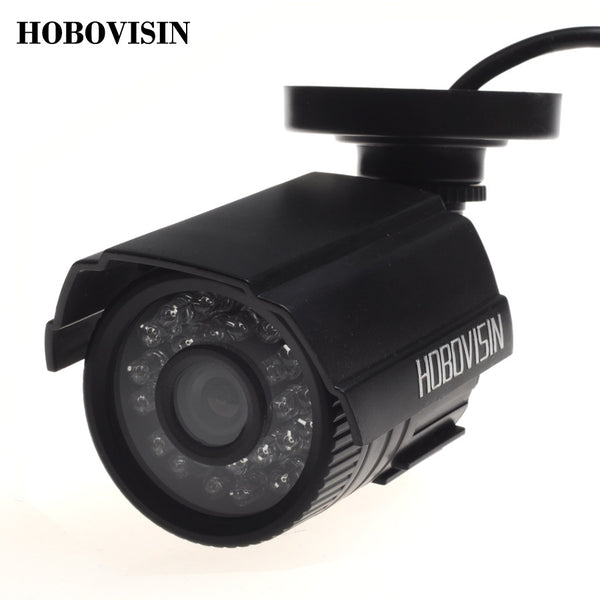 HOBOVISIN Security camera 800TVL/1000TVL IR-Cut Filter 24 IR Day/Night Vision Outdoor Waterproof Surveillance CCTV Camera - Hespirides Gifts