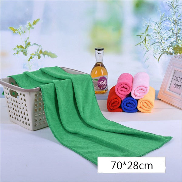 Microfiber Drying Towel for Travel Camping Beach Beauty Gym Sports Soft New Face Hand Bath - Hespirides Gifts