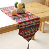 Cotton Ethical Bohemian Rustic Home Decor table runner 4 Size for choose - Hespirides Gifts - 1