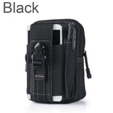 Universal Outdoor Tactical Holster Military Molle Hip Waist Belt Bag Wallet Pouch Purse Phone Case with Zipper for iPhone/LG/HTC - Hespirides Gifts - 9