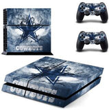 NFL 15 Teams Available Forged By Fire PS4 Skin Sticker Decal Skin Stickers For PS4 Console Stickers PS4 Skin Controller Stickers - Hespirides Gifts - 7