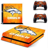 NFL 15 Teams Available Forged By Fire PS4 Skin Sticker Decal Skin Stickers For PS4 Console Stickers PS4 Skin Controller Stickers - Hespirides Gifts - 12