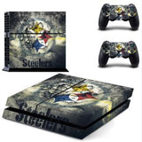 NFL 15 Teams Available Forged By Fire PS4 Skin Sticker Decal Skin Stickers For PS4 Console Stickers PS4 Skin Controller Stickers - Hespirides Gifts - 10