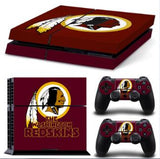 NFL 15 Teams Available Forged By Fire PS4 Skin Sticker Decal Skin Stickers For PS4 Console Stickers PS4 Skin Controller Stickers - Hespirides Gifts - 14