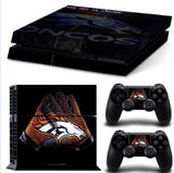 NFL 15 Teams Available Forged By Fire PS4 Skin Sticker Decal Skin Stickers For PS4 Console Stickers PS4 Skin Controller Stickers - Hespirides Gifts - 5