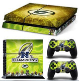 NFL 15 Teams Available Forged By Fire PS4 Skin Sticker Decal Skin Stickers For PS4 Console Stickers PS4 Skin Controller Stickers - Hespirides Gifts - 16