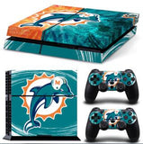 NFL 15 Teams Available Forged By Fire PS4 Skin Sticker Decal Skin Stickers For PS4 Console Stickers PS4 Skin Controller Stickers - Hespirides Gifts - 4