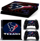 NFL 15 Teams Available Forged By Fire PS4 Skin Sticker Decal Skin Stickers For PS4 Console Stickers PS4 Skin Controller Stickers - Hespirides Gifts - 3