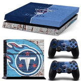 NFL 15 Teams Available Forged By Fire PS4 Skin Sticker Decal Skin Stickers For PS4 Console Stickers PS4 Skin Controller Stickers - Hespirides Gifts - 13