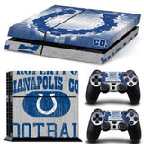 NFL 15 Teams Available Forged By Fire PS4 Skin Sticker Decal Skin Stickers For PS4 Console Stickers PS4 Skin Controller Stickers - Hespirides Gifts - 2