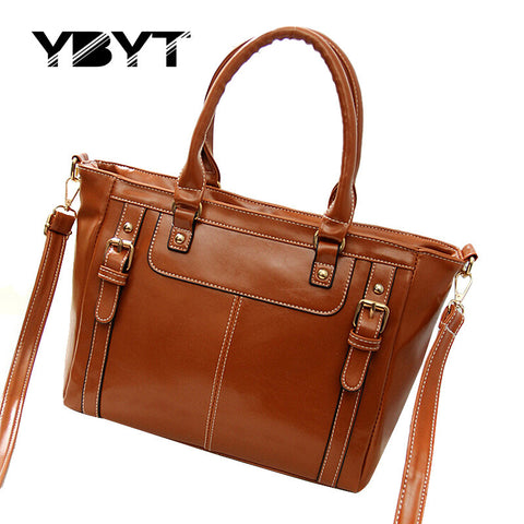 vintage casual luxury leather handbag hotsale women tote ladies party purse wedding clutch famous brand shoulder motorcycle bags - Hespirides Gifts - 1