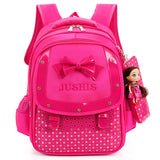 Cute Girls Backpacks Kids Satchel Children School Bags For Girls Orthopedic Waterproof Backpack Child School Bag Mochila Escolar - Hespirides Gifts - 1
