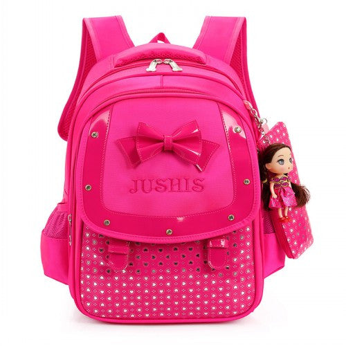 Cute Girls Backpacks Kids Satchel Children School Bags For Girls Orthopedic Waterproof Backpack Child School Bag Mochila Escolar - Hespirides Gifts - 3