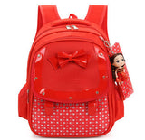 Cute Girls Backpacks Kids Satchel Children School Bags For Girls Orthopedic Waterproof Backpack Child School Bag Mochila Escolar - Hespirides Gifts - 2