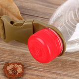 Hot Sale New Outdoor Tactical Nylon Webbing Buckle Hook Water Bottle Holder Clip EDC - Hespirides Gifts - 2