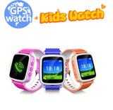 Hot Kid GPS Smart Watch Wristwatch SOS Call Location Finder Locator Device Tracker for Kid Safe Anti Lost Monitor Baby Gift Q80 - Hespirides Gifts - 1