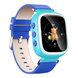Hot Kid GPS Smart Watch Wristwatch SOS Call Location Finder Locator Device Tracker for Kid Safe Anti Lost Monitor Baby Gift Q80 - Hespirides Gifts - 4