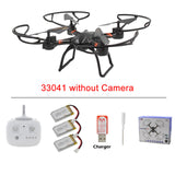 SUPER-S RC Drone 33041C with HD Camera Professional 2.4G Remote Control Quadcopter Toy Helicopter Dron / 33041 without Camera - Hespirides Gifts - 2