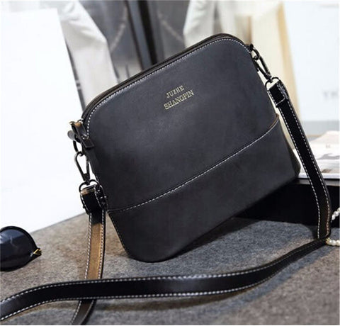 Fashion women handbags over the shoulder spring nubuck leather valentine bags lady female purse women messenger bag HB878K - Hespirides Gifts - 1