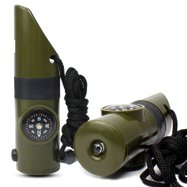 Buy new arrival 7in1 multifunctional camping survival whistle compass thermometer led flashlight - New uses for the multifunctional spray ...