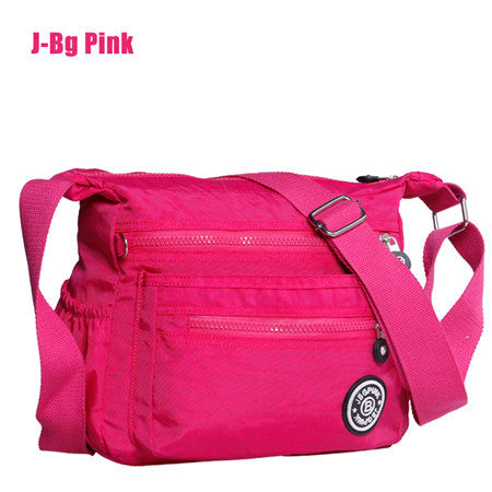 2016 New Waterproof Nylon women messenger bags high quality Kippled Style Casual Clutch Carteira Female Travel KP Shoulder Bags - Hespirides Gifts - 3