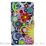 Top Original Wallet Flip PU Leather Case For Samsung galaxy Trend Duos GT - S7562 S7562 Phone Cases Cover With Stand Function - Hespirides Gifts - 18